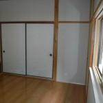 k様邸 壁と床